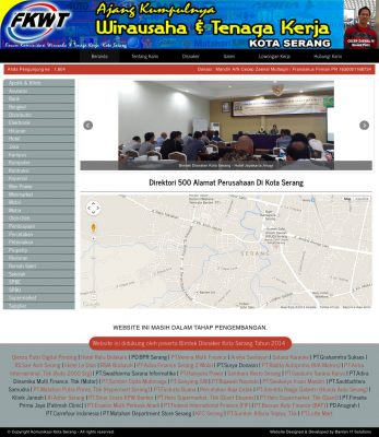 Komunikasi Wirausaha Kota Serang