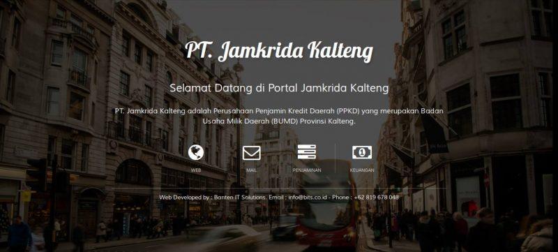 PT. Jamkrida Kalimantan Tengah