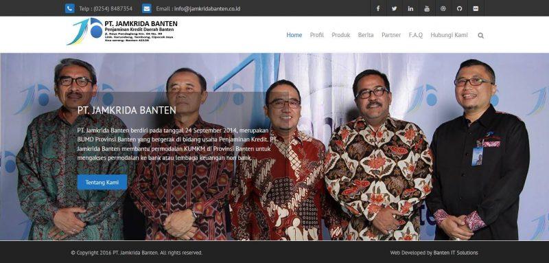 PT. Jamkrida Banten