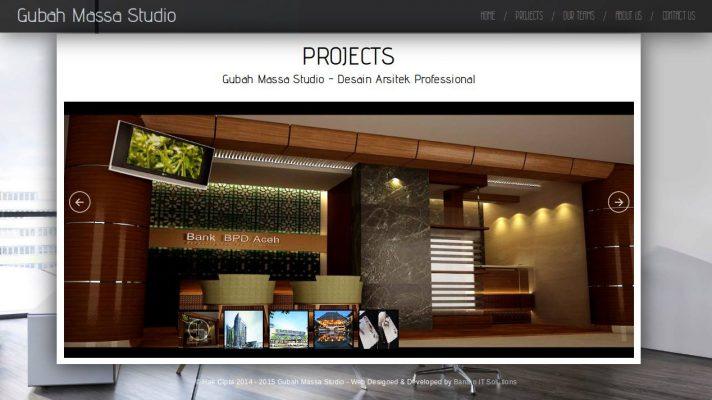 Gubah Masa Studio